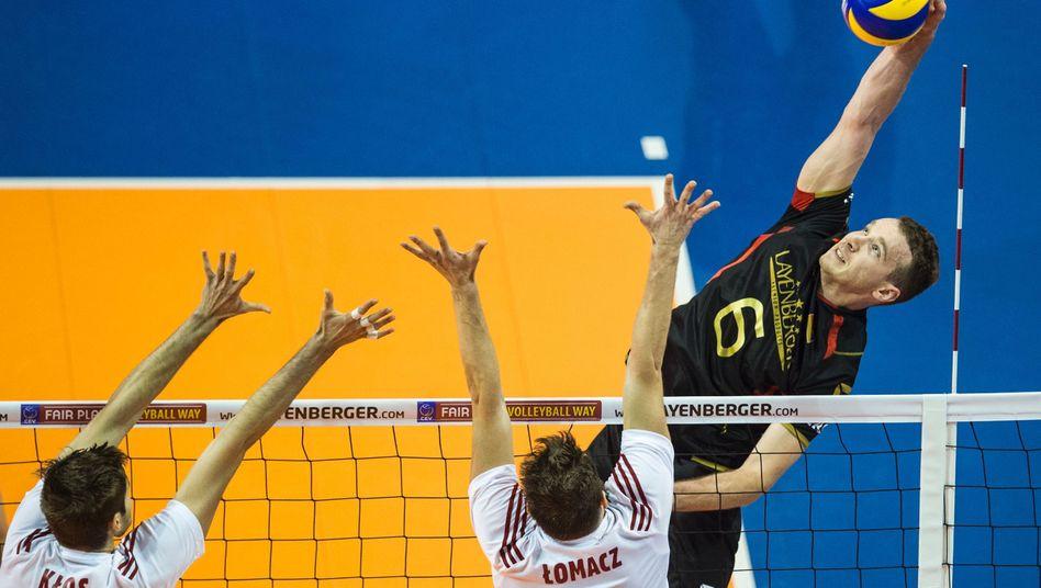 DVV-Nationalspieler Kaliberda: Fährt nicht zu den Olympischen Spiele