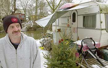 Campen aus Not: Es trifft vor allem Arbeitslose