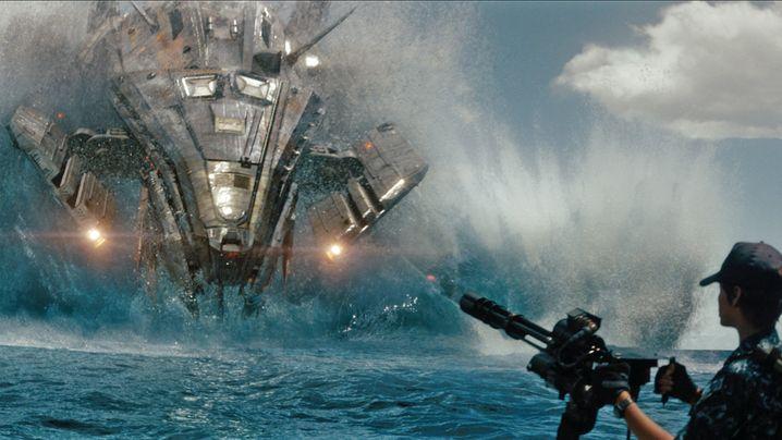 """Action-Film """"Battleship"""": Unbeschadet kommt hier keiner raus"""