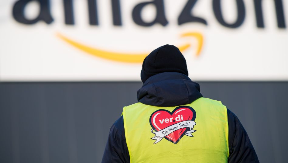 Amazon-Mitarbeiter: