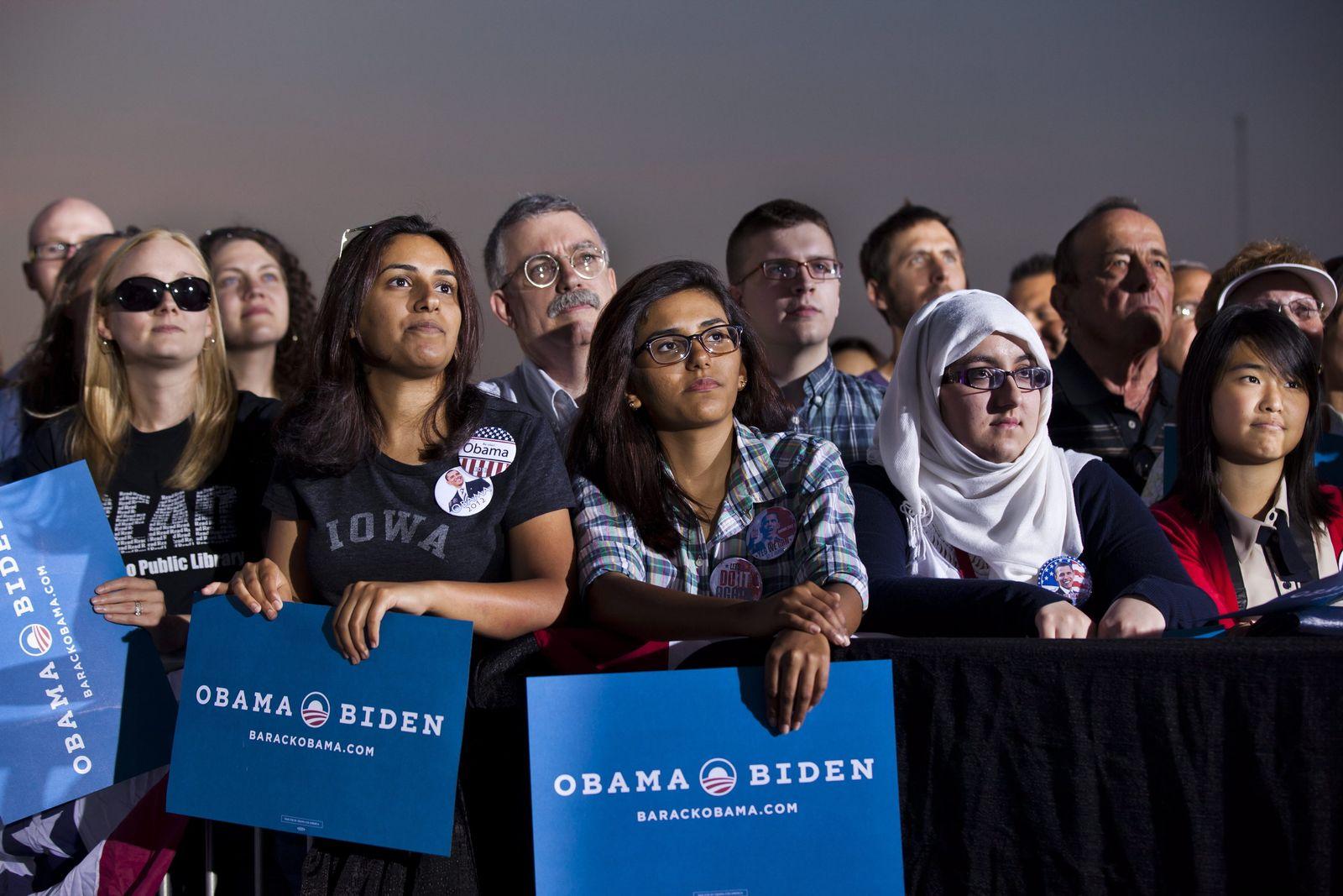 Obama Wahlkampf