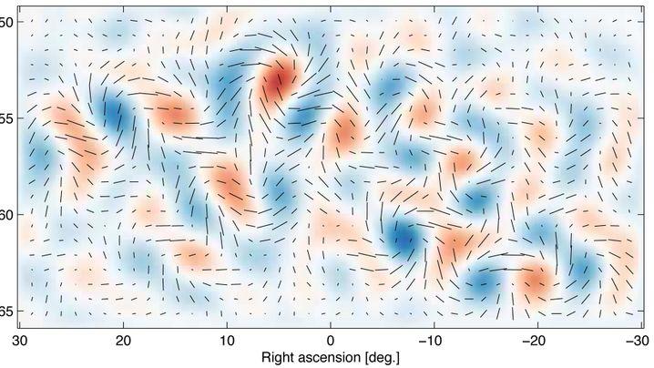 Inflation des Universums: Signale vom Urknall