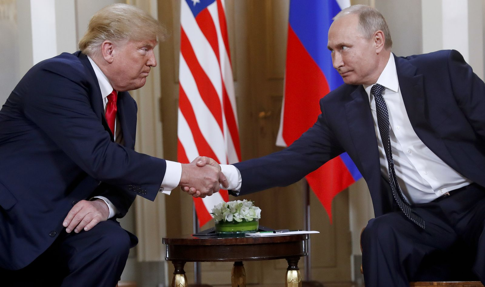 YE Finland Trump Putin Summit