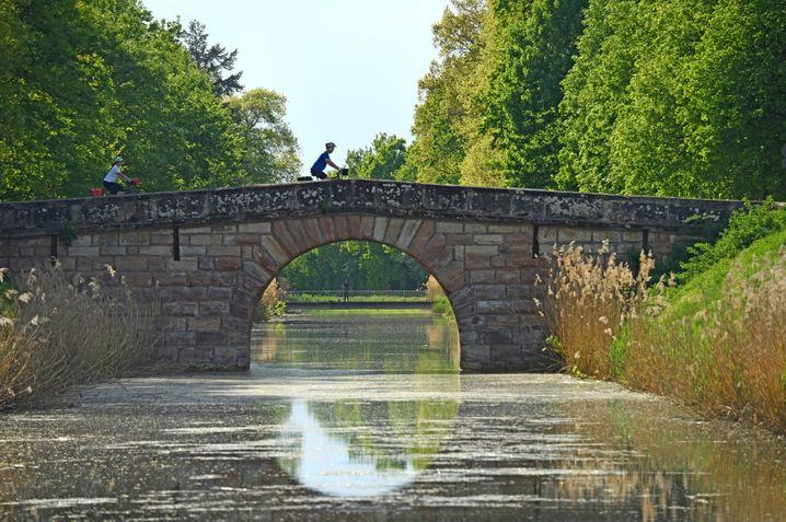 Ludwig-Donau-Main-Kanal: Über viele Brücken durch Bayern