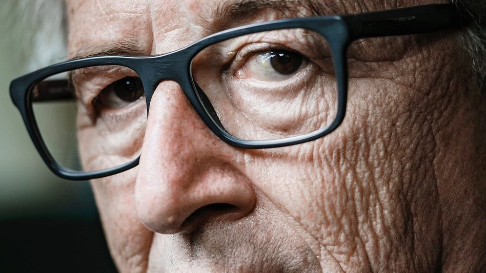 Kommissionspräsident Juncker
