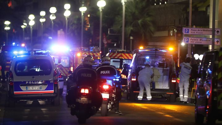 Nizza: Attacke am Nationalfeiertag