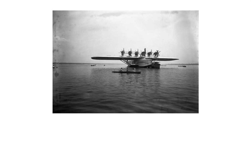 Luftfahrtgeschichte: Größenwahn hoch X
