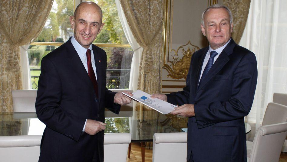 """Gallois, Ayrault: """"Wir brauchen einen Wettbewerbsschock"""""""