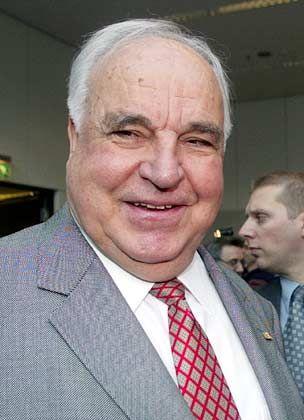 Helmut Kohl ist für den Werber Mannstein immer noch ein Idol und ein Freund