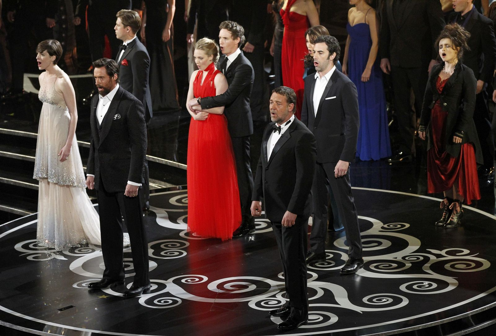 Oscar-Show Les Miserables