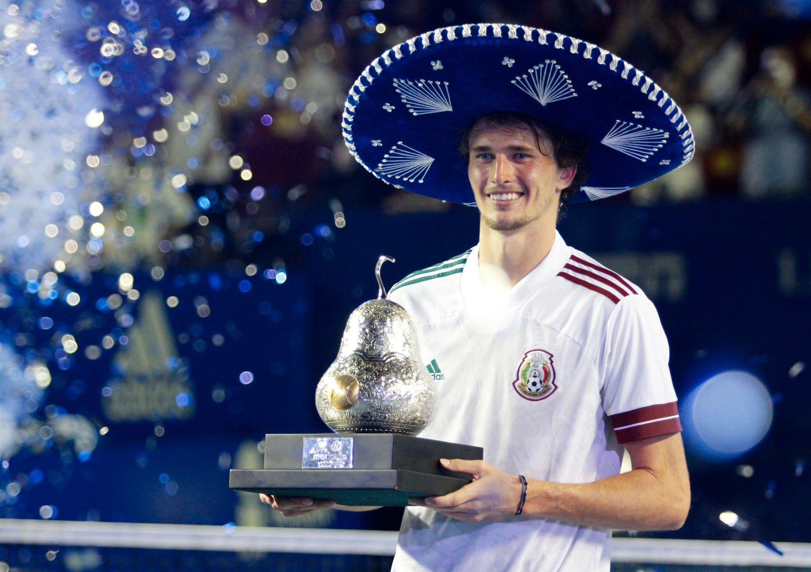 ATP 500 - Mexican Open