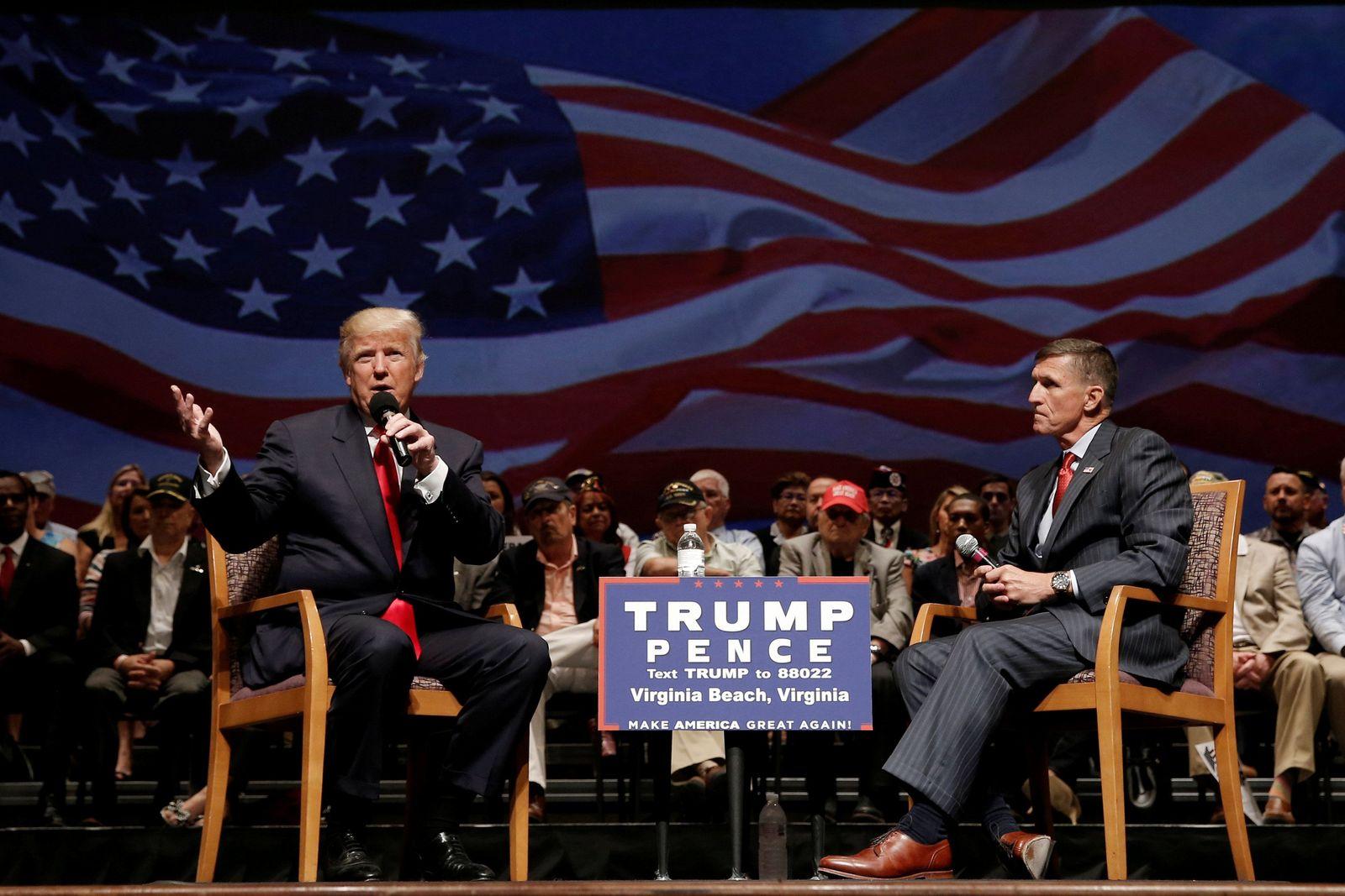 Michael Flynn / Donald Trump