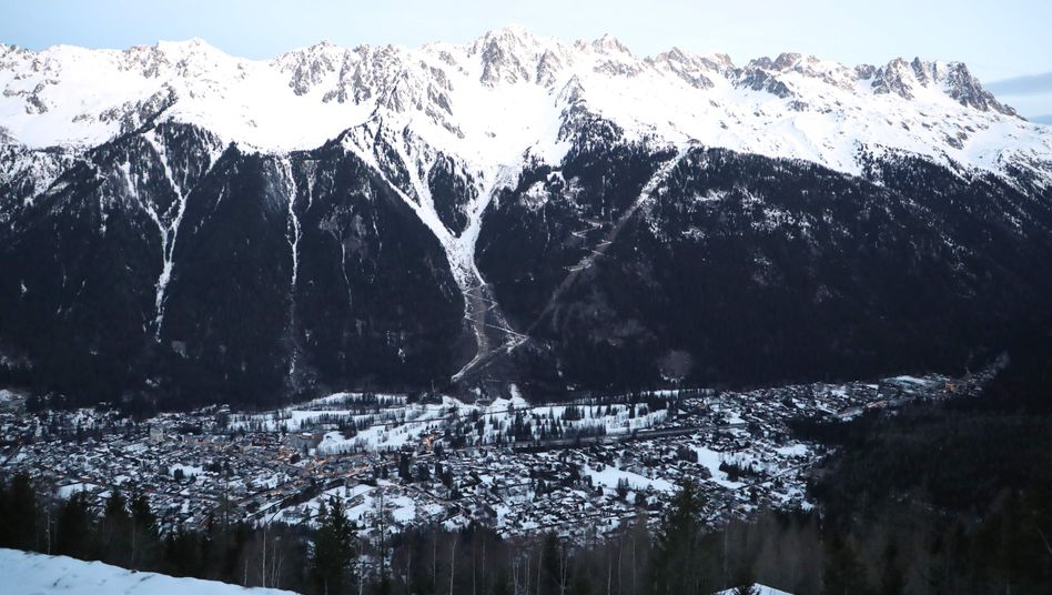 Frankreich: Deutscher Bergsteiger stirbt am Mont Blanc