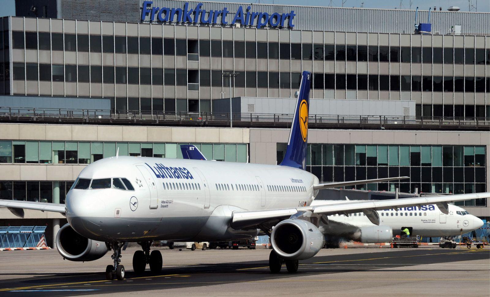 NICHT VERWENDEN Frankfurt am Main/ Flughafen