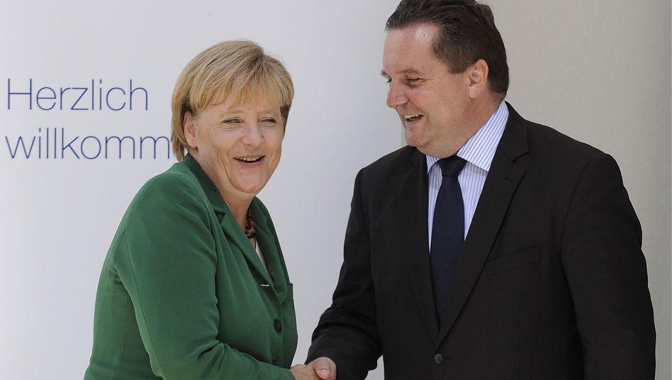 "Bekenntnis zu ""Stuttgart 21"": Merkels riskante Wahlwette"