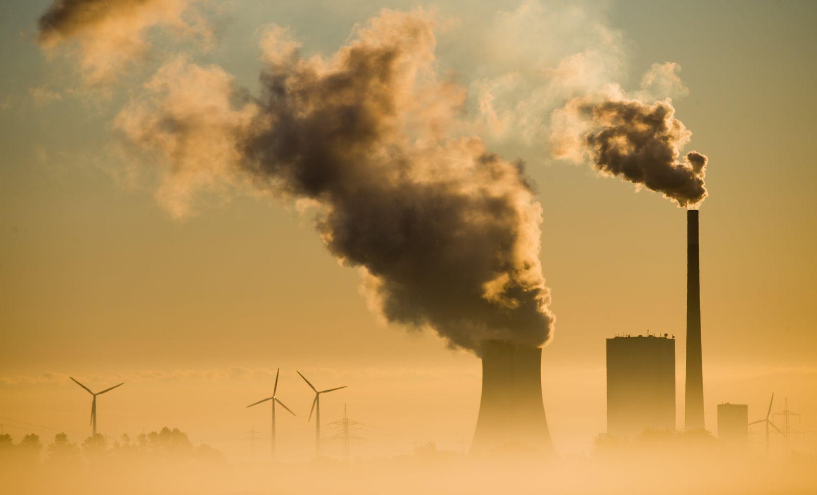 CO2-Steuer / Kohlekraftwerk Mehrum