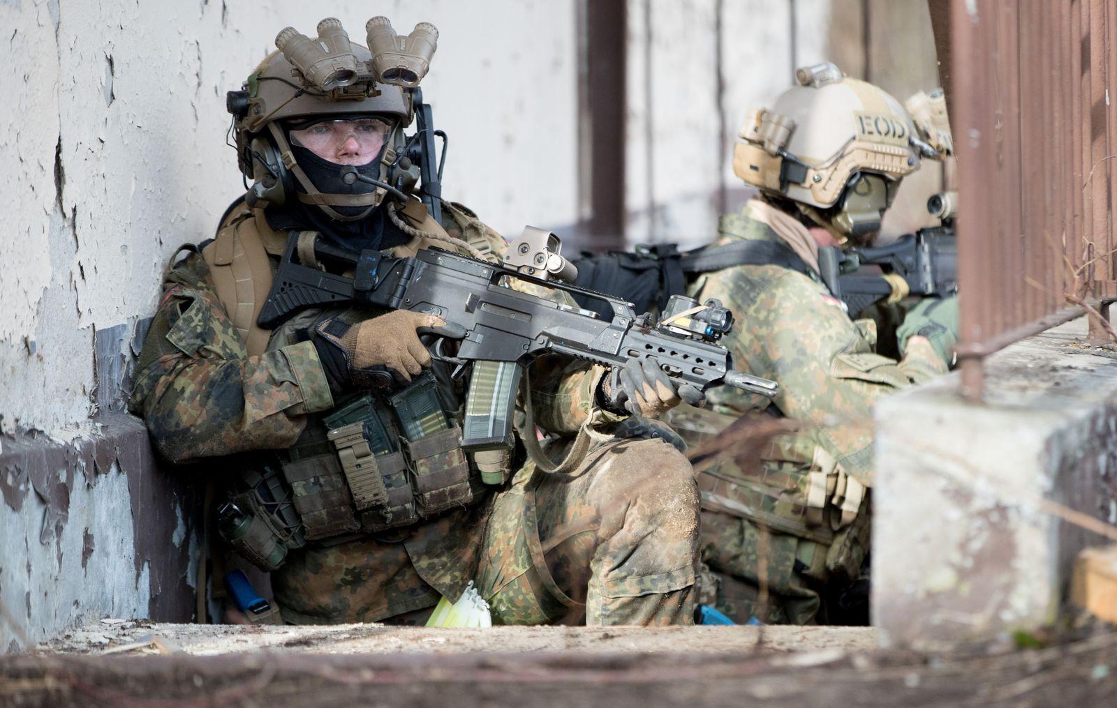 Kommando Spezialkräfte der Bundeswehr
