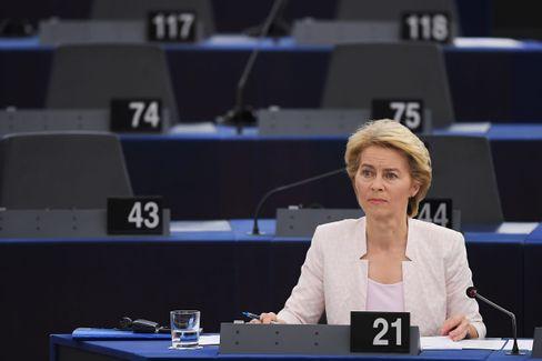 EU-Kommissionschefin Ursula von der Leyen präsentiert heute ihre Exit-Vorschläge