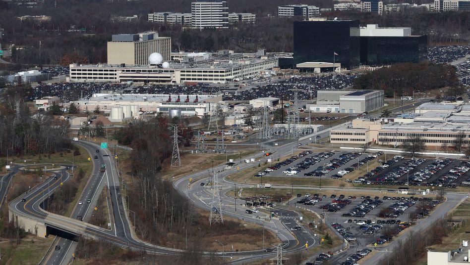 NSA-Zentrale in Fort Meade