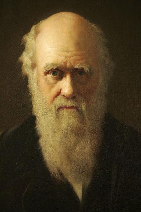 Charles Darwin continues to have his fair share of opponents in Europe, too.