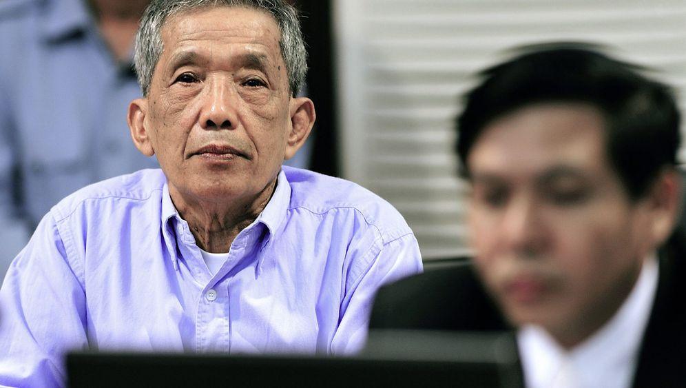 """Kambodscha: Urteil gegen den """"Herrn der Killing Fields"""""""