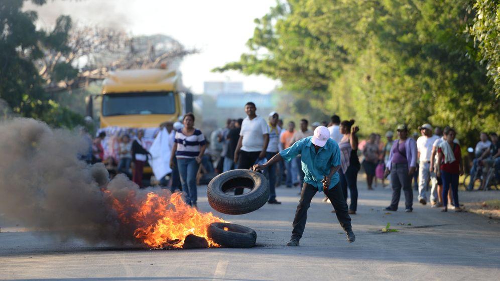 Nicaragua-Kanal: Heftige Proteste gegen Bau der Wasserstraße