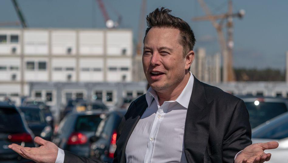 Tesla-Chef Elon Musk: Assistenzsystem nicht eingeschaltet