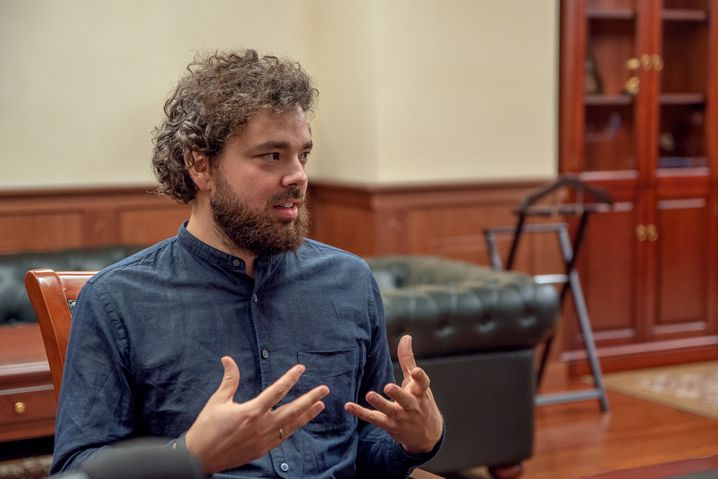 Greenpeace-Mitarbeiter Wasilij Jablokow