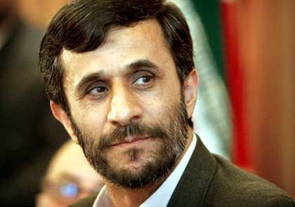 Iran's president-elect Mahmoud Ahmadinejad stands accused of interrogating hostages during the 1980 American hostage crisis.
