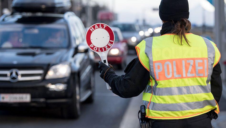 Intensivere Polizeikontrollen an deutschen Grenzen, das möchte Bundesinnenminister Horst Seehofer