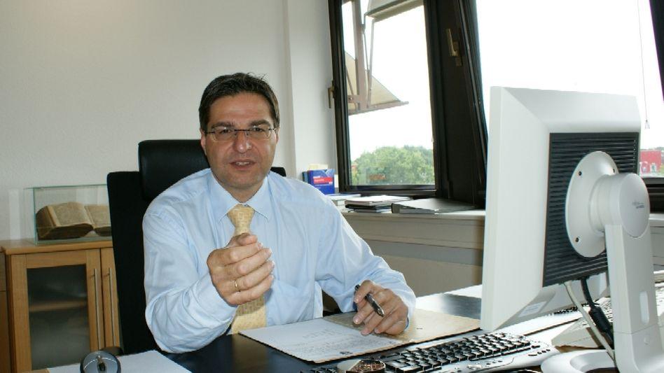 Quickborns Bürgermeister Köppl: Anfangs hielt er das Bürgerdarlehen für eine Schnapsidee