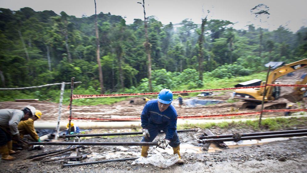 Ecuador: Kampf ums Naturparadies
