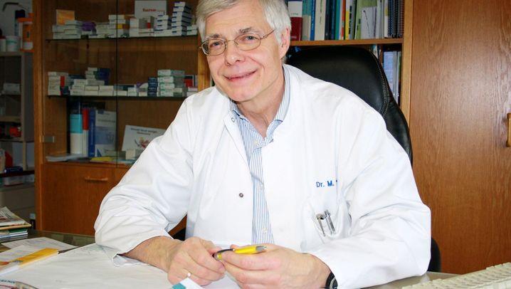 Landarzt im Westerwald: Windjacke statt Kittel