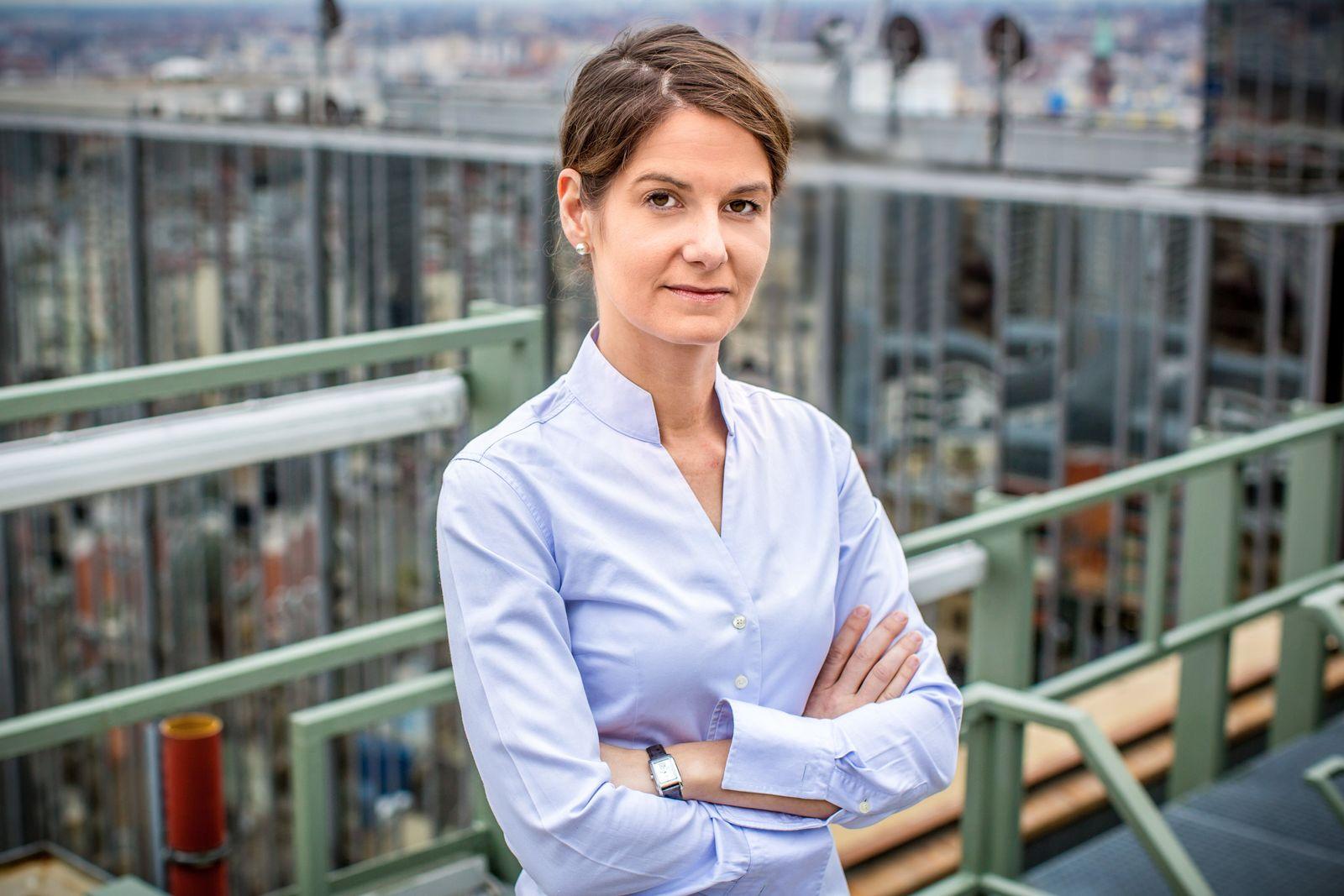 BILD/ Chefredakteurin Tanit Koch