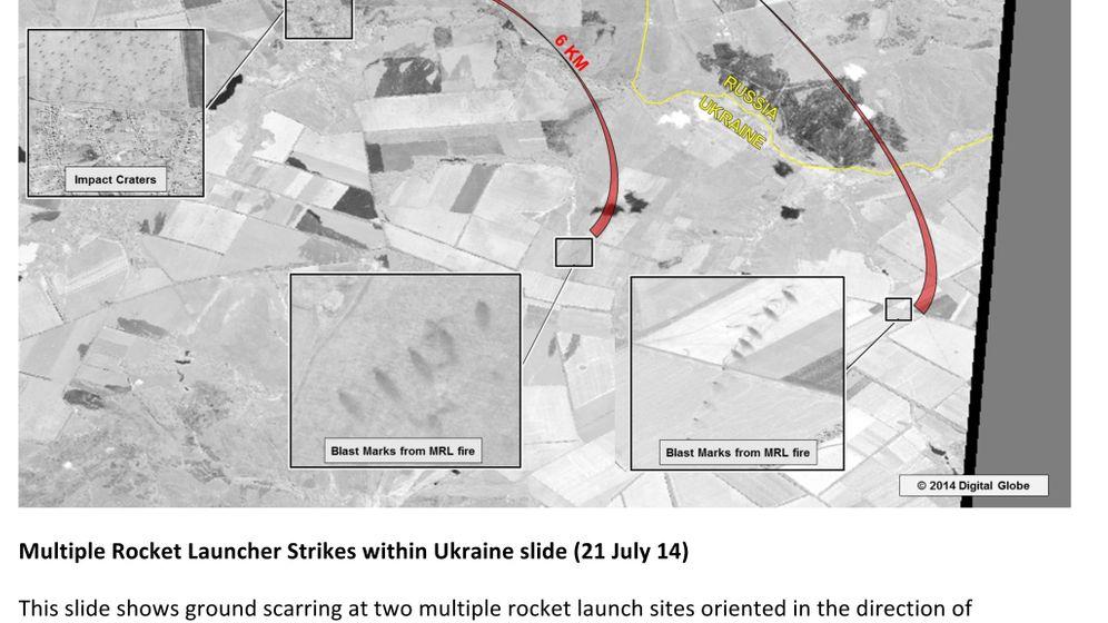 Ukraine: Die angeblichen US-Beweise