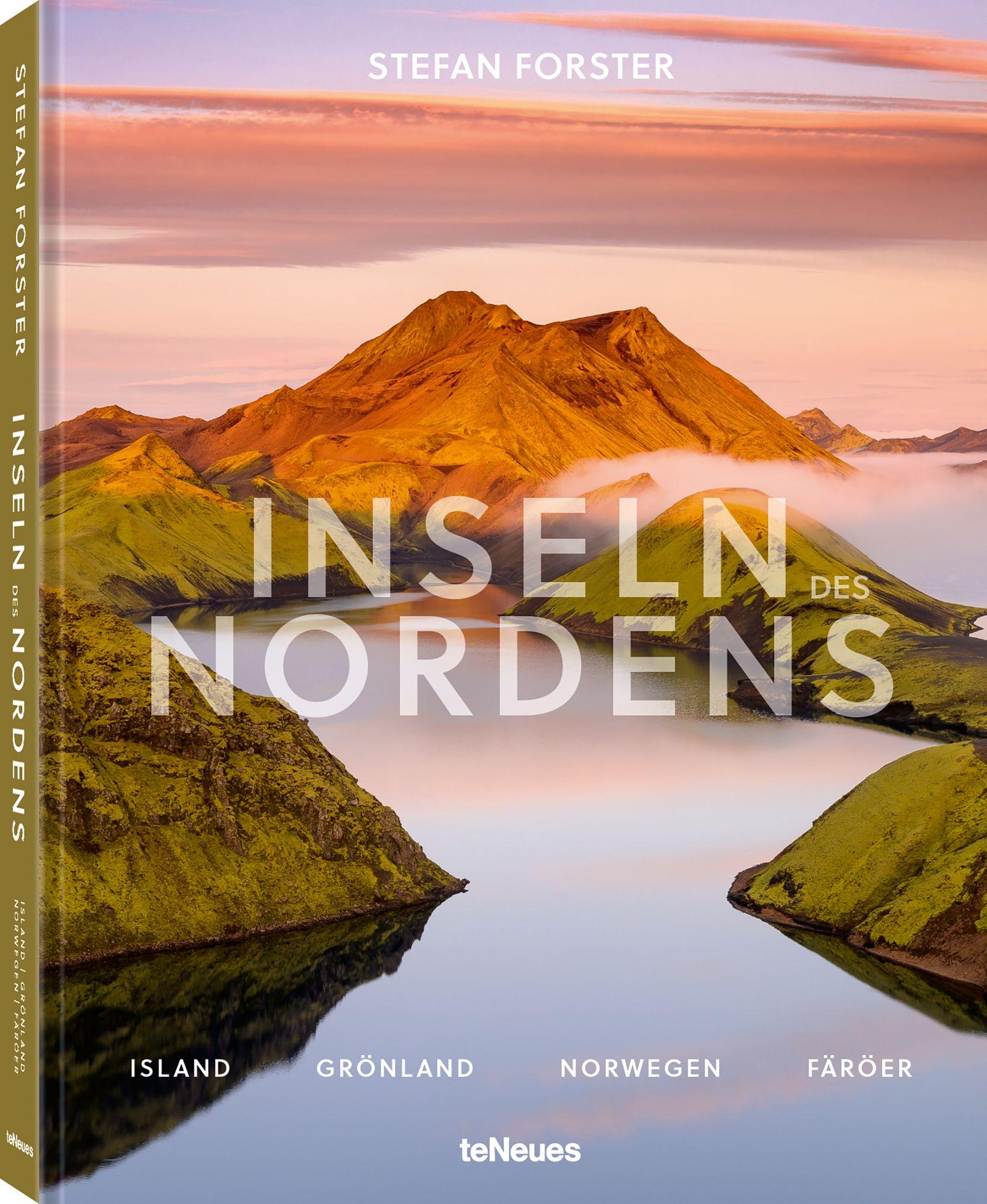 Inseln des Nordens/ Stefan Forster COVER