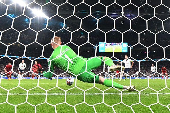 Schmeichel war der überragende Däne gegen England