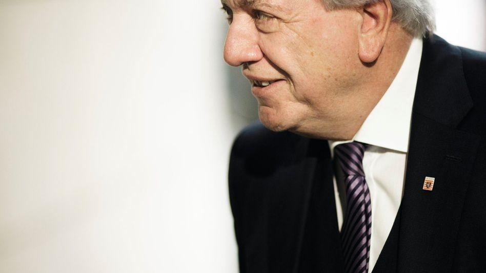 CDU-Vize Bouffier »Es geht nicht nur um Jens Spahn«