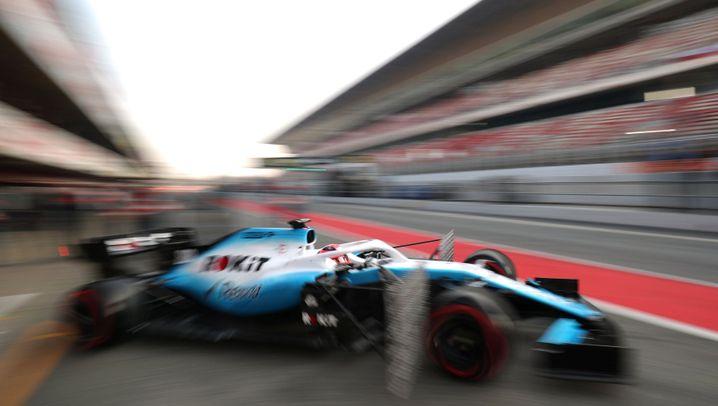 Formel-1-Rangliste: So schneiden die zehn Teams 2019 ab