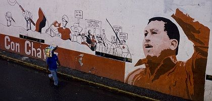 The party of Venezuelan President Hugo Chavez faces real challenges by the opposition in six states on Sunday.