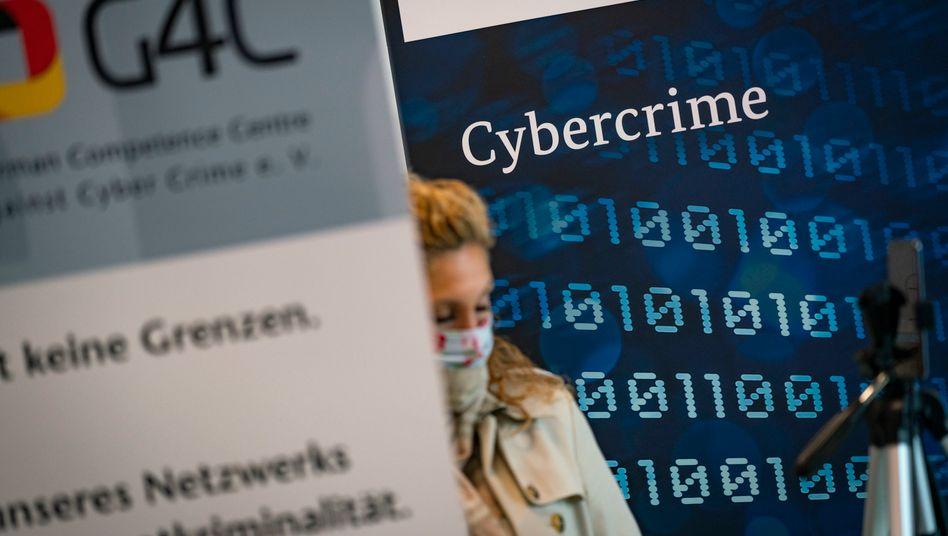 Vorstellung des Bundeslagebilds Cybercrime 2019