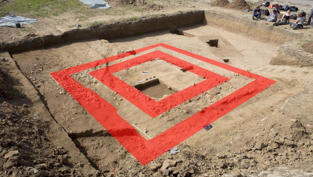 Bonn: Römischer Tempel entdeckt