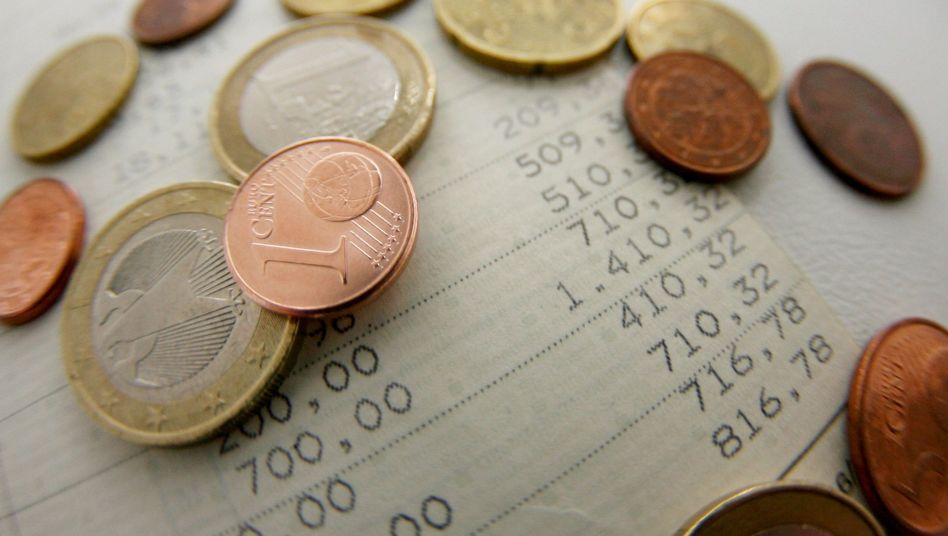 Euromünzen: Druck der Minizinsen