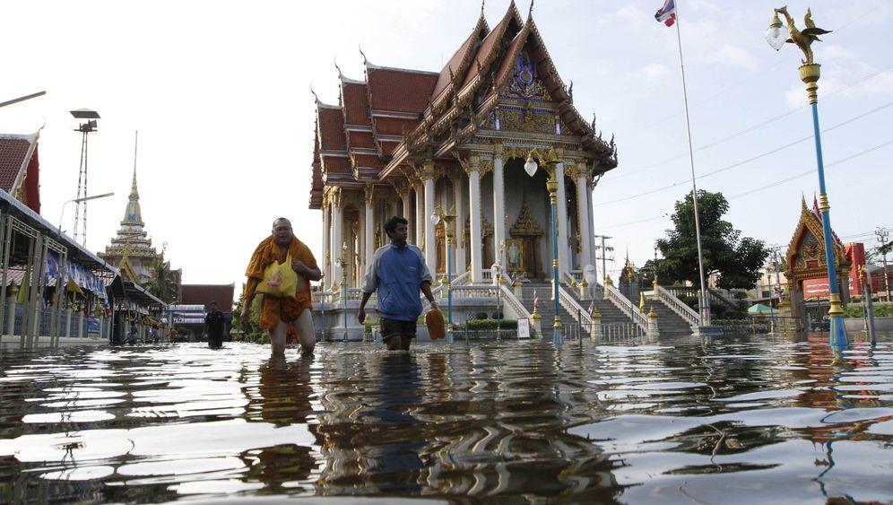 Hochwasser in Bangkok: Und plötzlich war die Uni weg