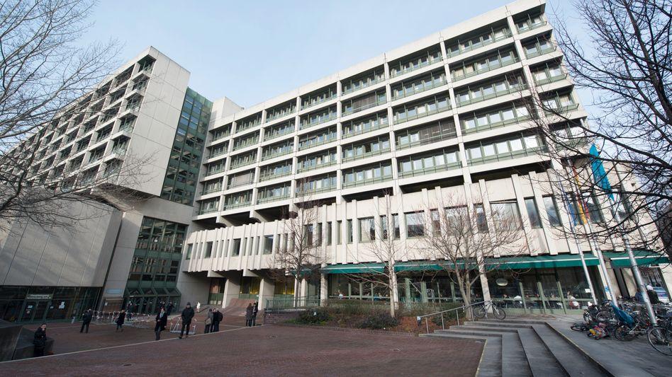 Strafjustizzentrum in München: Zu klein für alle Prozessbeobachter