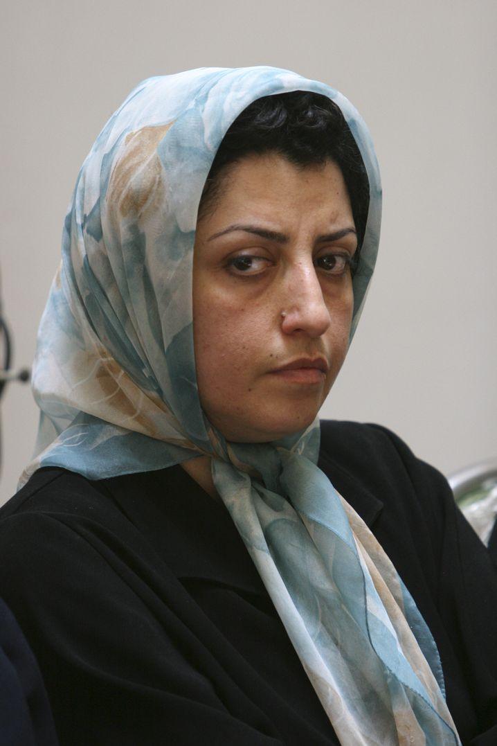 Narges Mohammadi (Archivbild von 2007)