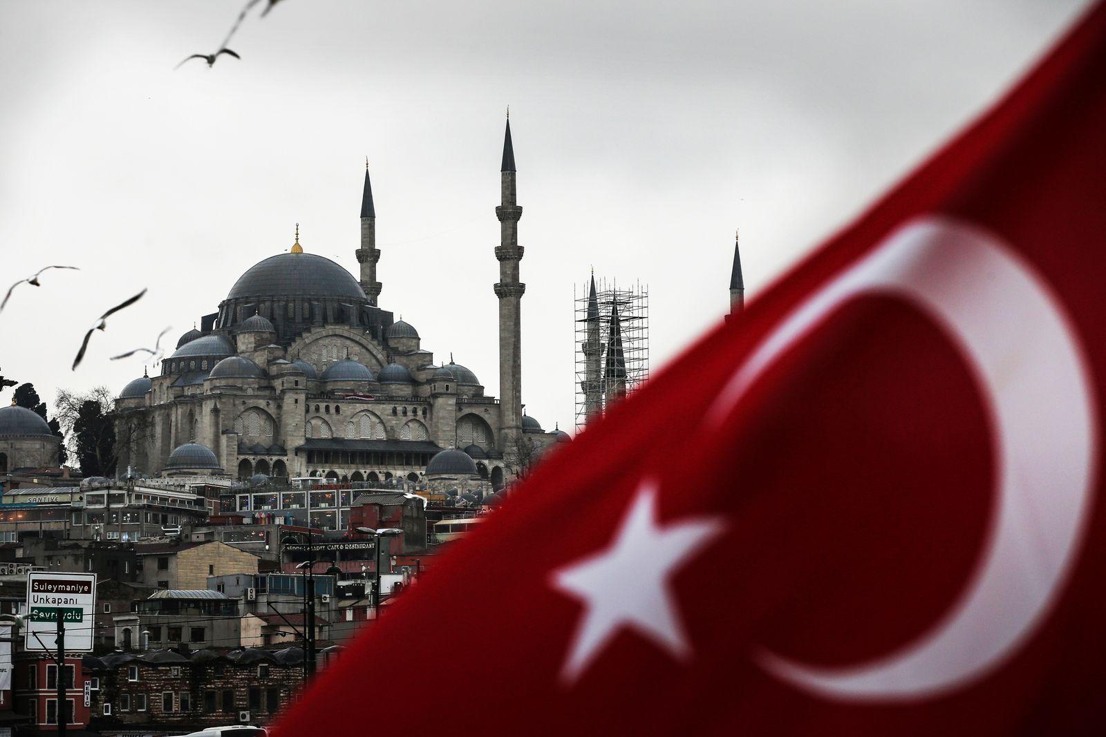 Türkei / Konjunktur / Wirtschaft / Wirtschaftswachstum / Istanbul