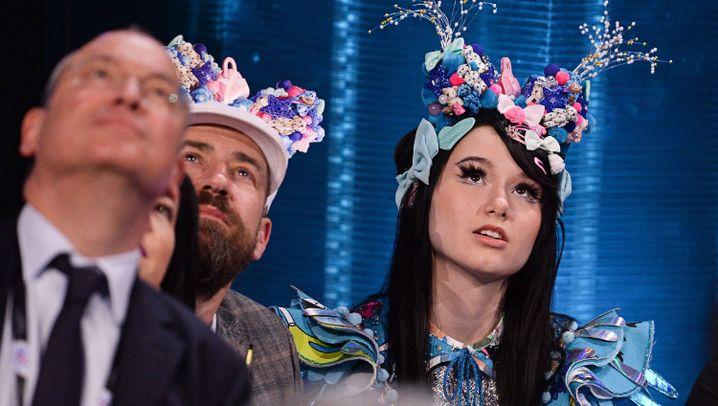 Eurovision Song Contest: Die Platzierungen in Bildern
