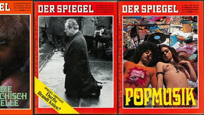 Titelbilder: SPIEGEL-Titel - die besten Cover des dritten Jahrzehnts