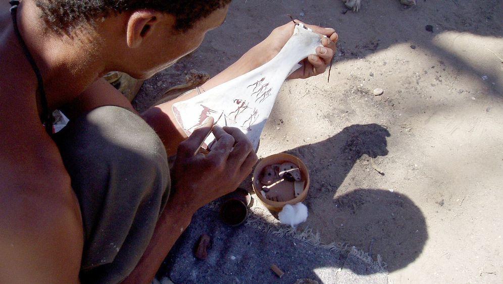 Erbgut-Vergleich der Khoi-San: Spurensuche in Afrika
